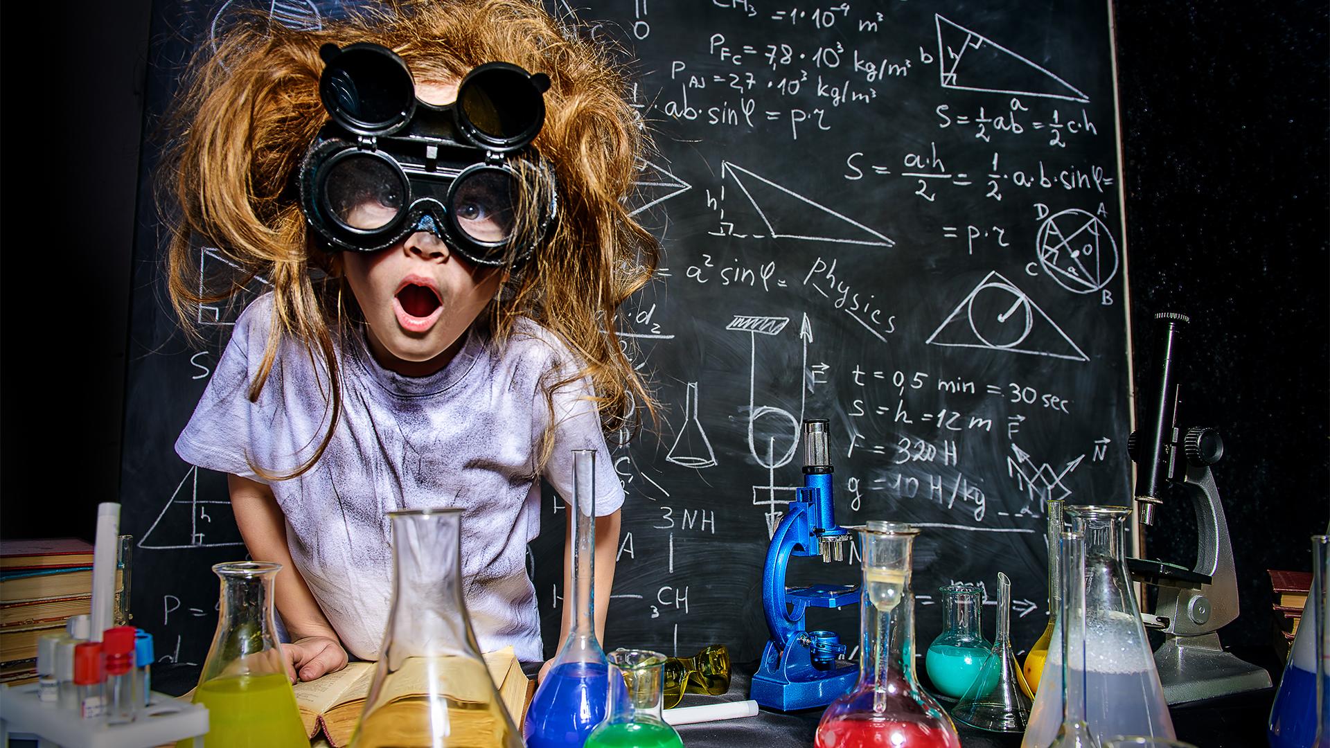 1 op de 3 leerlingen in STEM-richtingen is een meisje